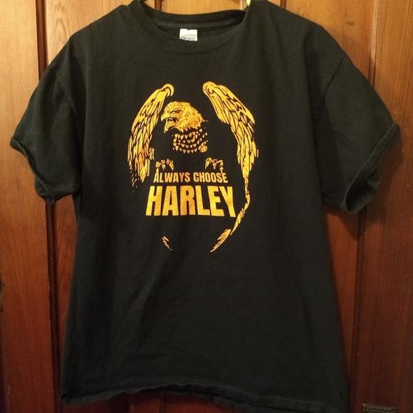Harley-Davidson Other - HARLEY DAVIDSON EAGLE T-SHIRT 👕 Biker Motorcycle